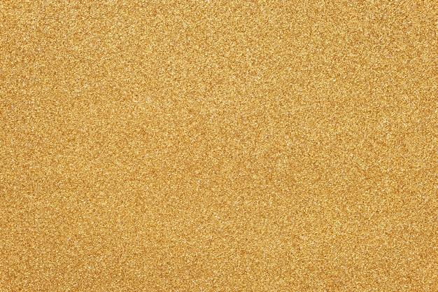 ゴールドの輝きの質感