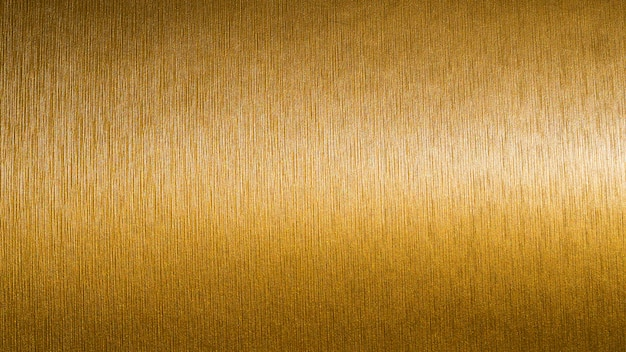 Gold texture background and light