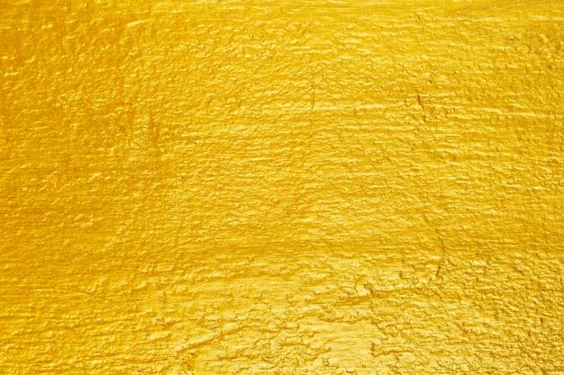 ゴールドの織り目加工の背景