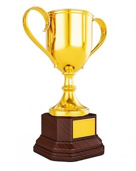 ゴールドトロフィーカップ