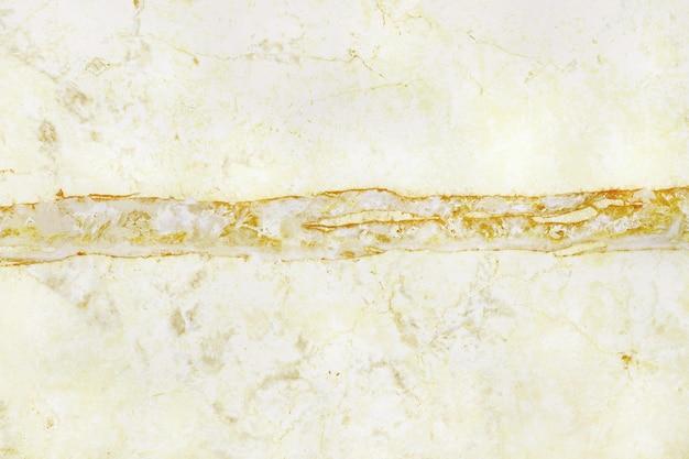 ゴールドホワイト大理石のテクスチャ背景、天然タイルの石の床。