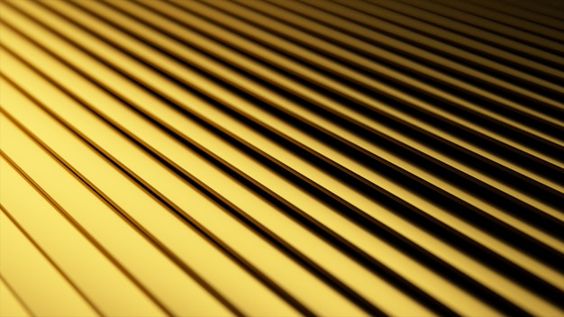 Golden abstract background.