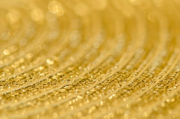 Золотой абстрактный размытие расфокусированным фон