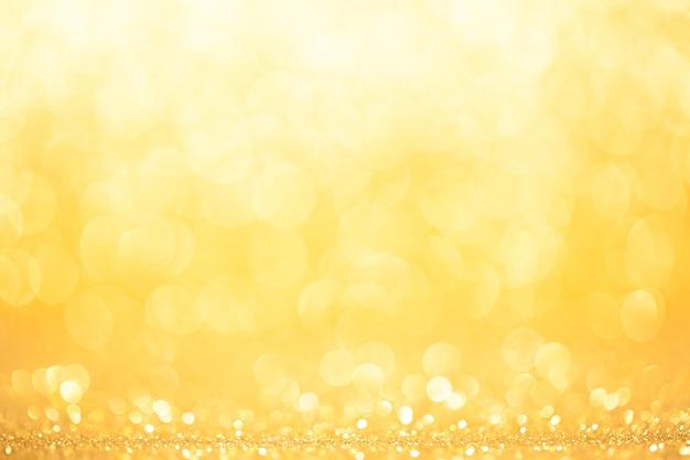 황금과 노란색 원 배경
