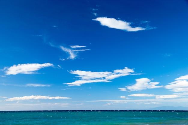 ギリシャの黄金のビーチ