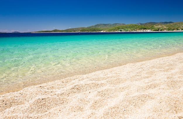 그리스에서 골든 비치