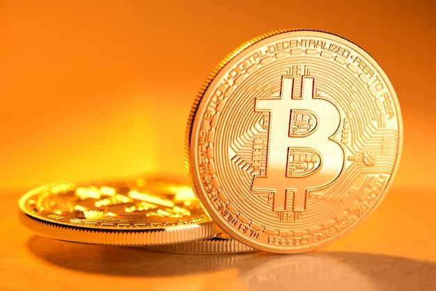 ゴールデンビットコインコイン