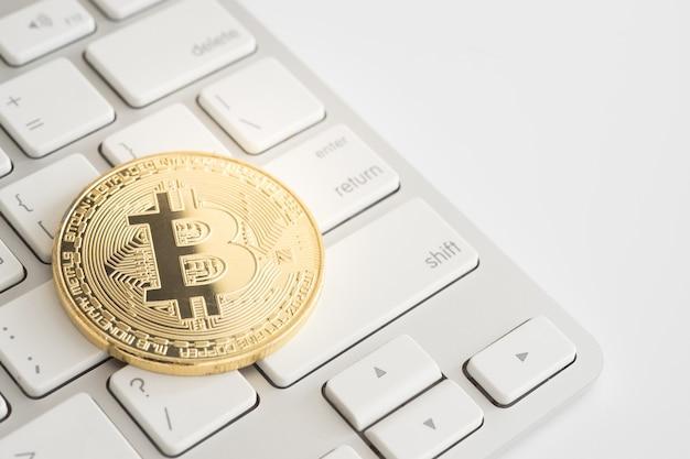 ゴールデンビットコイン暗号通貨