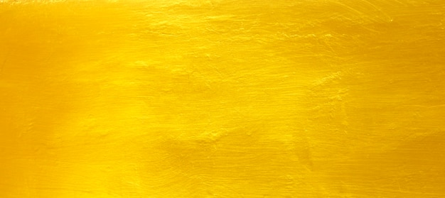 Golden cement wall background