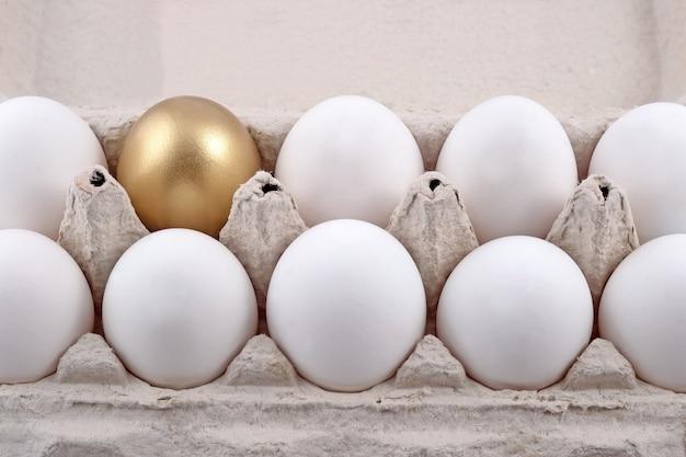 황금 계란과 재스트 계란