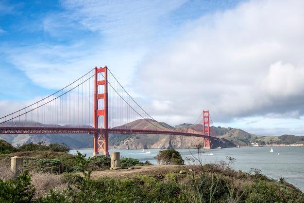 샌프란시스코, 미국에서 골든 게이트 브리지