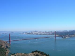 Golden gate bridge  marin