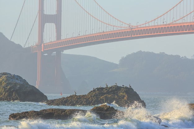 금문교 미국 샌프란시스코