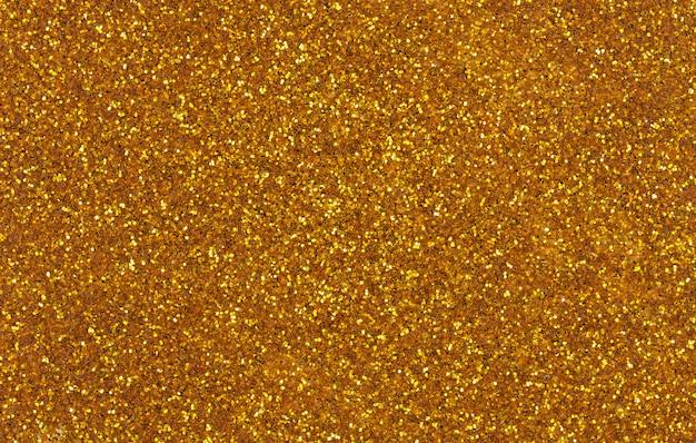 Golden glitter texture christmas abstract