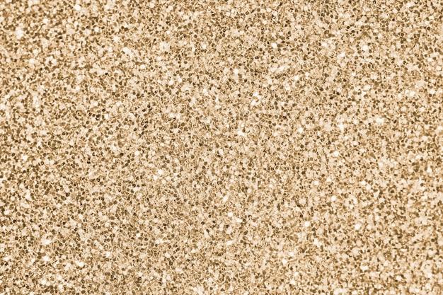 Design testurizzato glitter dorato