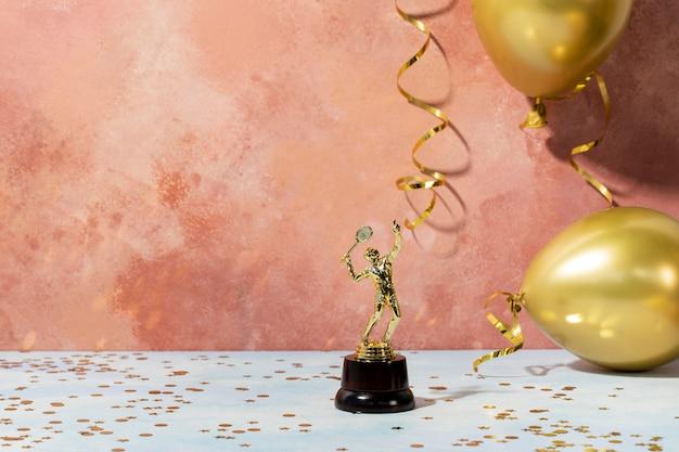 ゴールデンマン賞受賞者のコンセプト