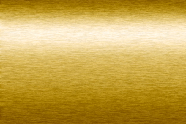 Golden metallic textured background