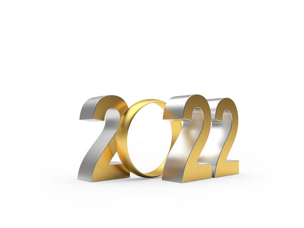 Золотой номер новый год с обручальным кольцом