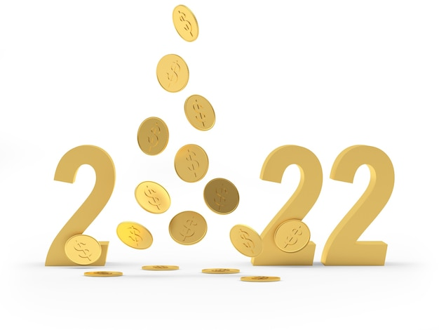 1ドル硬貨が下がる新年のゴールデンナンバー