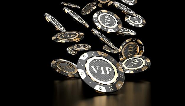 Golden vip казино фишка 3d
