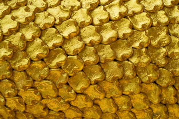 Золотая стена фон