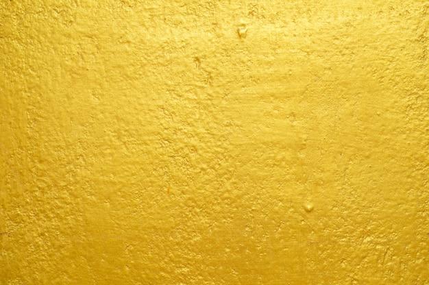 Sfondo dorato della parete