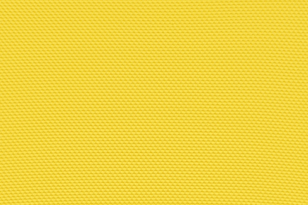 Golden yellow background from a textile material