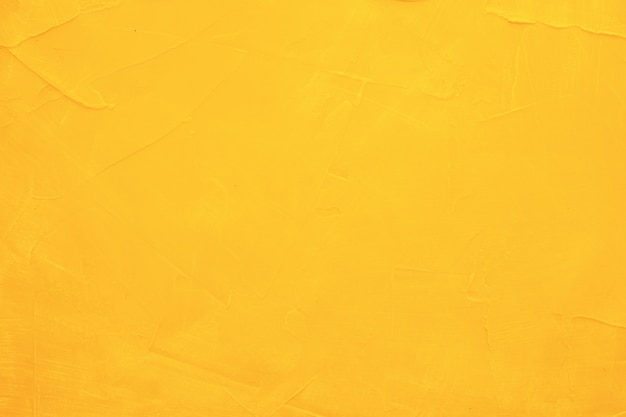 Golden yellow seamless venetian plaster background