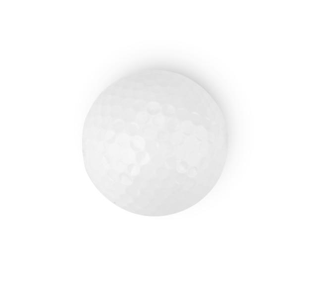 골프 공 흰색 절연