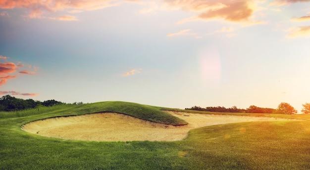 골프장, 시작 지점