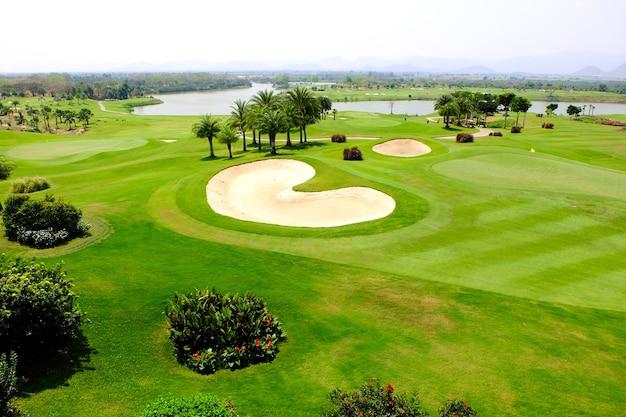 Гольф-спорт, гольф отдых в таиланде