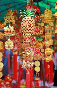 Товар goodluck поступил в продажу во время китайского нового года