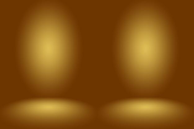 Sfondo sfumato astratto stanza vuota con spazio per il testo e l'immagine