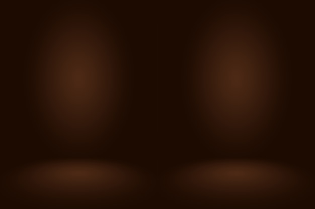 Gradiente sfondo astratto stanza vuota con spazio per il testo e l'immagine.