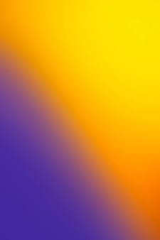 Gradient background of yellow and purple