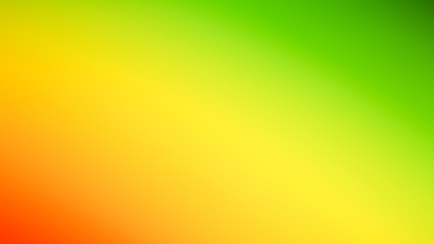 Gradient defocused abstract photo smooth green color background