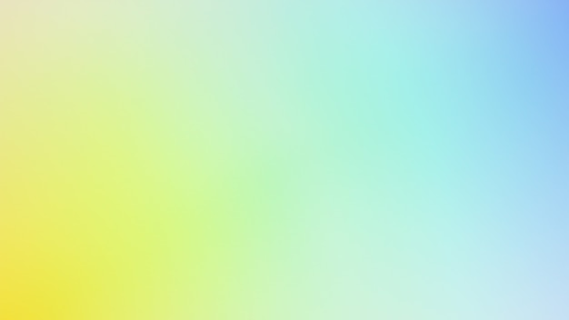 Gradient defocused abstract photo smooth pastel color background