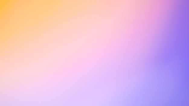 Gradient defocused abstract photo smooth pink and blue color background