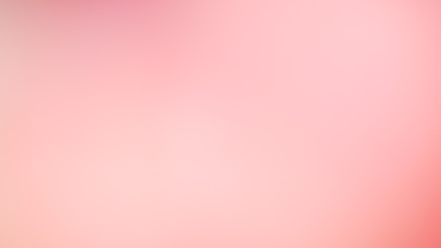 Gradient defocused abstract photo smooth pink pastel color background