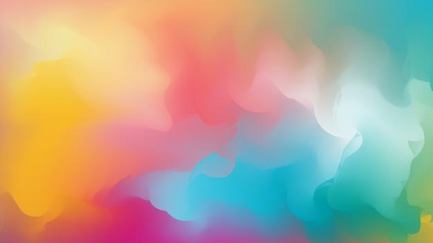 グラデーションフルカラー背景jpgファイル