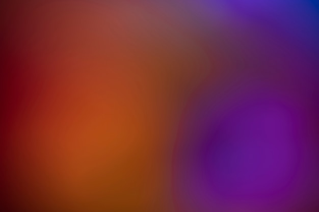 Gradient orange and violet copy space neon lights background