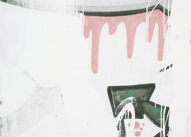 Graffiti detail wallpaper texture or background