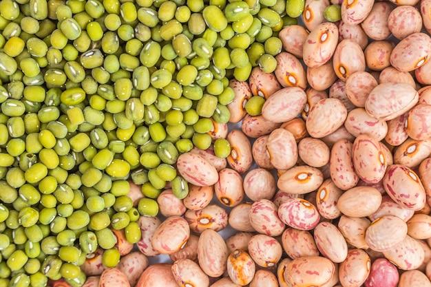 Зерно органический фон массовое сельское хозяйство