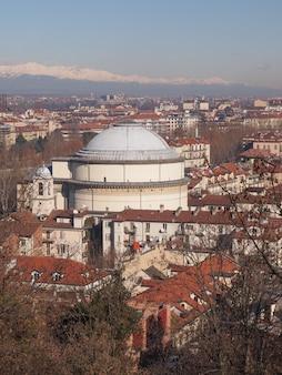 Церковь гран мадре турин