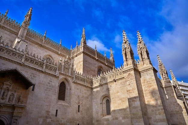 Granada cathedral royal capilla in spain