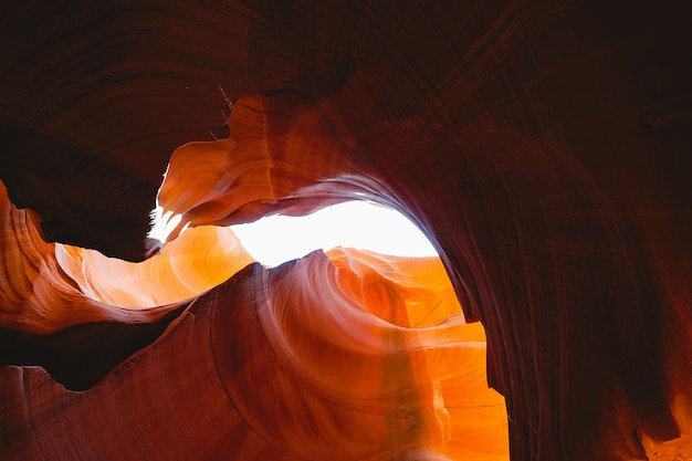 アリゾナ州のグランドキャニオン自然映像