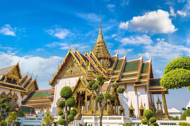 バンコク、タイの王宮