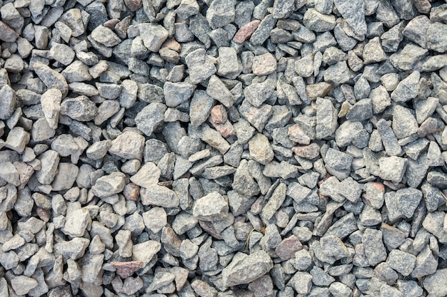 Гранитный гравий текстура белая галька каменный фон