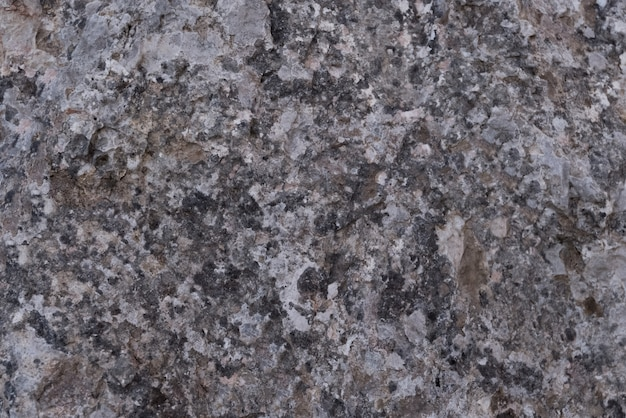Granite texture, grey granite surface for background