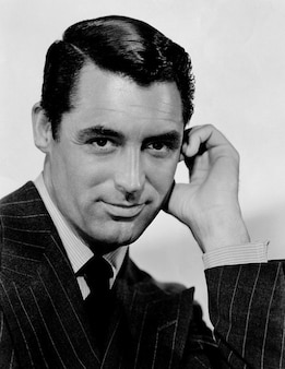 Grant cary man film actor